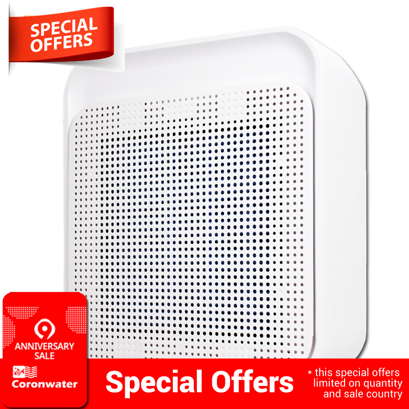 Air Purifier CRP181 Addition To Formaldehyde Air Cleaning Intelligent HEPA Filter