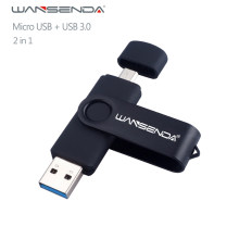 Neue Usb 3,0 Wansenda OTG USB-stick für SmartPhone/Tablet/PC 8GB 16GB 32GB 64GB 128GB 256GB High-speed pen drive