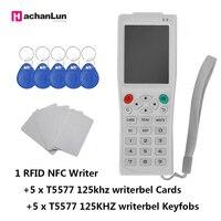 Neueste iCopy3/5 RFID NFC ID Kopierer/Reader/Writer Duplizierer mit Drahtlose netzwerk entschlüsselung Volle Decode Funktion schlüssel Maschine