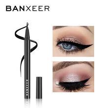 Водостойкая жидкая подводка для глаз banxeer Косметика макияжа