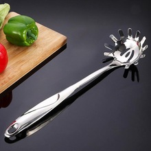 hand tool easy grip with handle anti slip wall decoration ergonomic durable stainless steel portable cement plaster scraper Pasta Server Durable Stainless Steel Pasta Spoon Server with Ergonomic Handle Heat Resistant Kitchen Spaghetti Server