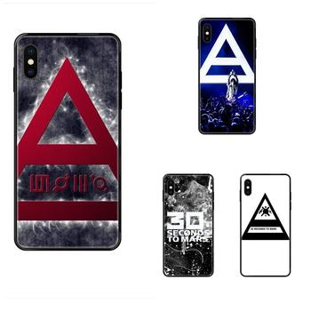 TPU Covers Capa Modern 30 Second To Mars 30stm For Samsung Galaxy S20 S10e S10 S9 S8 S7 S6 S5 edge Lite Plus Ultra image