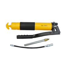 600CC Manual Control Grease Gun Oil Filling Equipment Heavy Hand Pressure Kit Professional Car Machinery Repair Parts