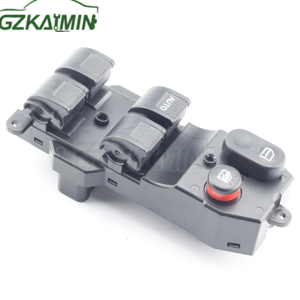NEW Power Window Lifter Switch 35750-SEL-P11 35750SELP11 For Honda Jazz Fit 2003-2008