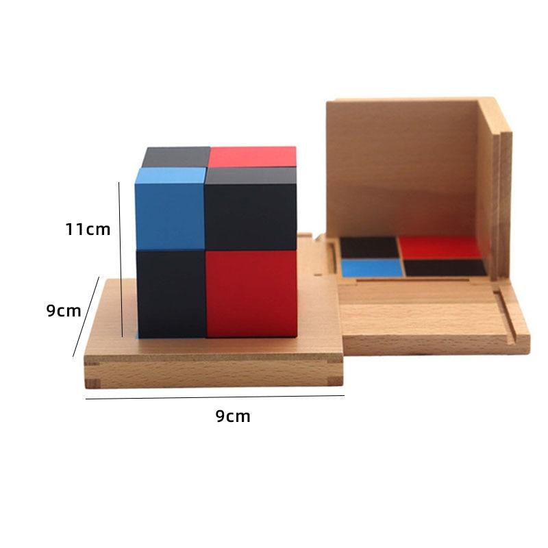 Kids Wooden Montessori Toys Memory Match Stick Educational Color Cognitive Geometric Shape Puzzles Toys For Children 16