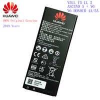 100% Original Batterie für Huawei honor 4A honor 5A LYO-L21 y5II Y5 II Ascend 5 + Y6 SCL-TL00 CUN-U29 2200mAH HB4342A1RBC