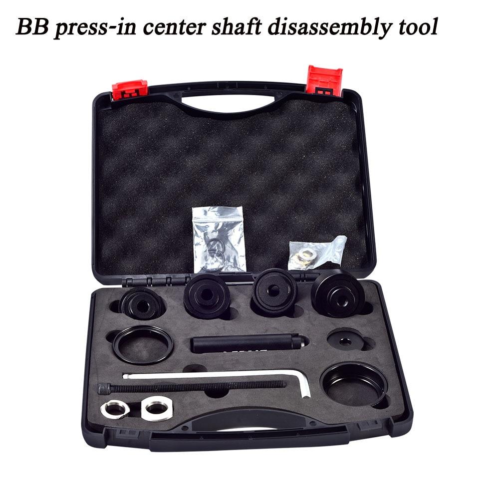 Deckas BB86/BB92/BB90/BB30/BB30a/PF30/BB386/Fiets Trapas Montage En removal Tool Road Mtb Fiets Bb Tool