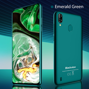 """Image 5 - Blackview A60 Plus 4G Lte 4080Mah Smartphone 6.088 """"Waterdrop Screen Mobiele Telefoon 4Gb Ram Android 10 8MP + 5MP Camera Cellphone"""