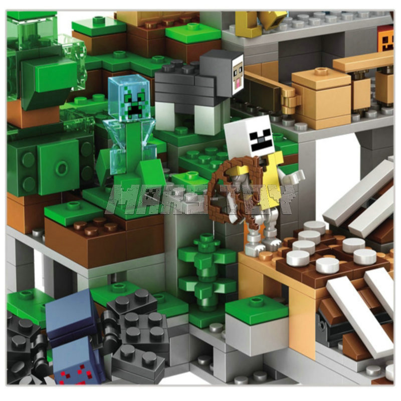 minecraft lego building block toys (7)_1
