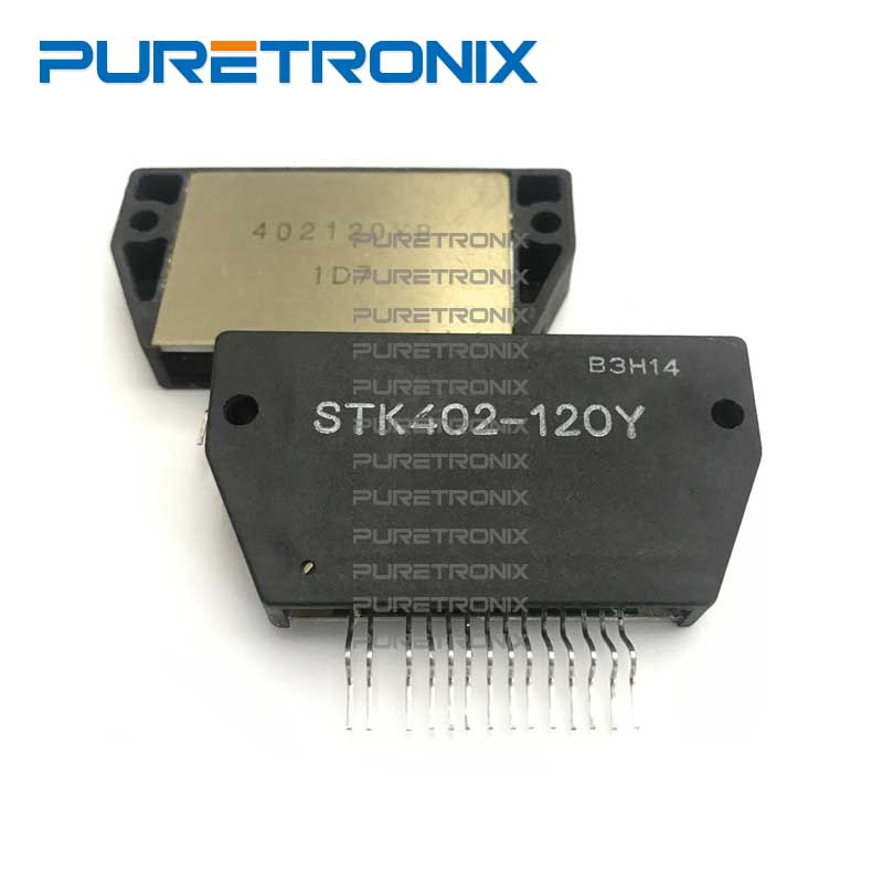 STK402-120 STK402-120S STK402-120Y Audio Power Amplifier