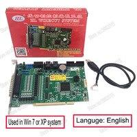 Sistema de corte do fio do pci da placa de controle do cartão de wedm hl com conexão usb para a máquina de alta velocidade do cnc edm|Máquina EDM p/ fios| |  -