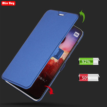 Honor 8A Case For huawei honor 8A Case Luxury Leather Smart Flip Cover Magnetic Case Huawei Honor 8A JAT-LX1 8 A Honor8A Fundas for huawei honor 8a pro case flip wallet business leather coque phone case for honor 8a pro jat l41 cover fundas accessories