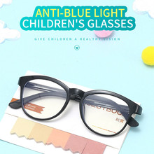 SEEMFLY Newst Kids Anti Blue Light Glasses for Boys Girls Ul