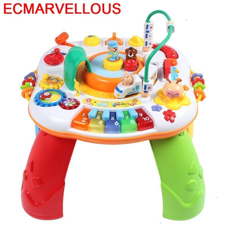 Tavolino Bambini Stolik Dla Dzieci Mesinha Plastic Game Kindergarten Study For Kids Enfant Mesa Infantil Kinder Children Table