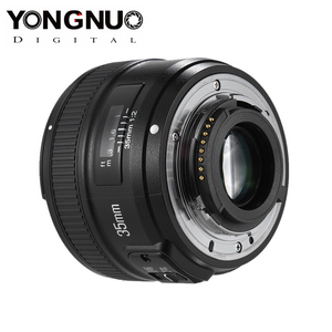 Image 4 - YONGNUO YN35mm F 2,0 F2N Objektiv YN35mm AF/MF Fokus Objektiv für Nikon F Mount D7100 D3200 D3300 D3100 d5100 D90 DSLR Kamera YN35mm Objektiv
