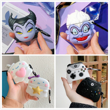 3D Wireless Bluetooth Earpods Case For Airpods Pro Case Silicone Funny Cartoon G