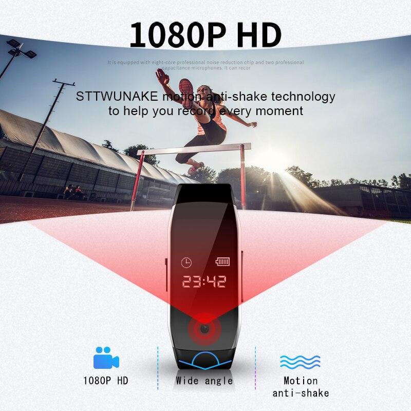 Sttwunake мини камера 1080p hd dv Профессиональный цифровой