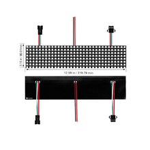 led module pixel control board WS2812b adressable matrix rgb