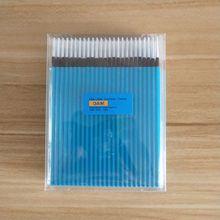 Écouvillons optiques de nettoyage de Fiber doutil de nettoyage de Fiber doam des etats unis 1.25mm LC/MU 2.5mm SC/FC/ST écouvillon de nettoyage de convertisseur