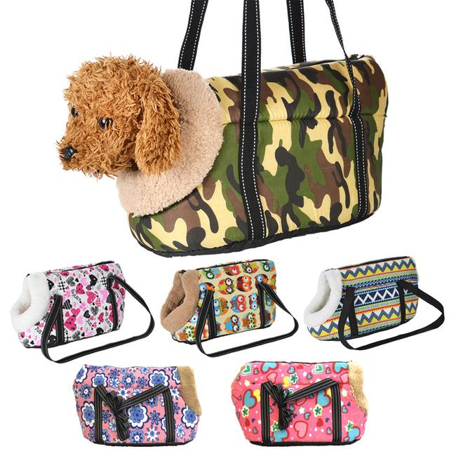 Soft Pet Small Dogs Carrier Bag Dog Backpack Puppy Pet Cat Shoulder Bags Outdoor Travel Slings For  Chihuahua Pet cat Products 1