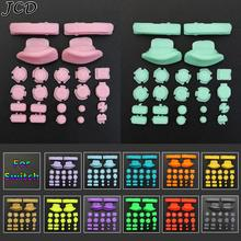 JCD Replacement ABXY Direction Keys SR SL L R ZR ZL Trigger Full Set Buttons with Tools for Nintendo Switch JoyCon