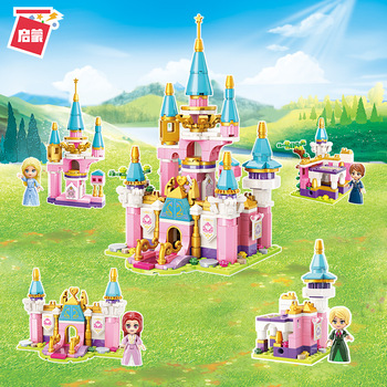 Princess Castle Figure Friends Blocks for Girl Juguetes Compatible Classic City Building Bricks Toys for Kids Xmas Birthday Gift new sluban building bricks 815pcs blocks princess cinderella sapphire castle compatible friends education diy kit gift toys girl