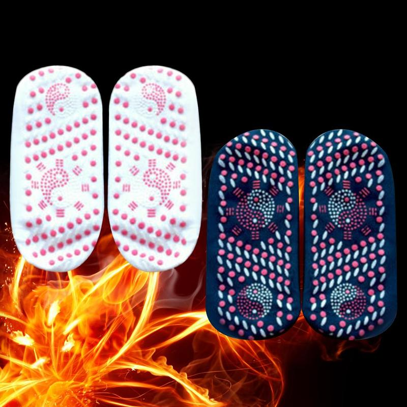 Self-Heating Health Care Socks Tourmaline Breathable Massager New Magnetic Socks Therapy Comfortable Winter Warm Foot Care Socks