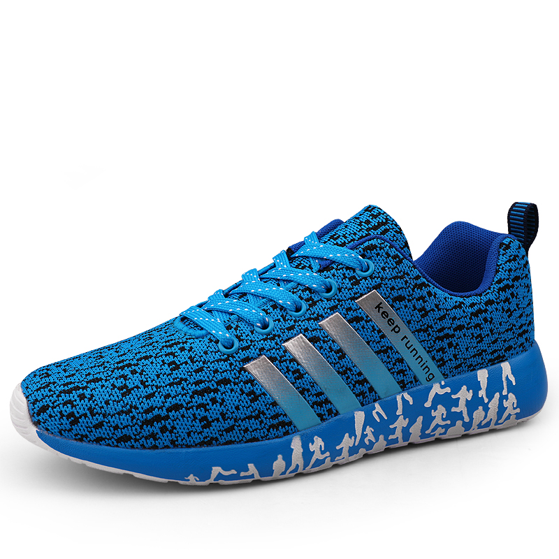 Men Running Shoes Breathable Outdoor Sports Shoes Lightweight Sneakers for Women Comfortable Athletic Training Footwear 17