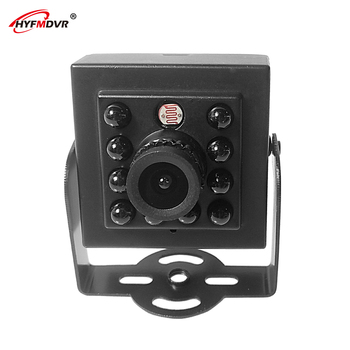 HYFMDVR Direct sales spot AHD 720/960P/1080P HD Pixel 1 inch Square car camera truck/bus/taxi image