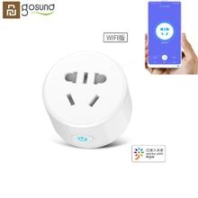 الأصلي Youpin Gosund CP1 Mijia مأخذ (فيشة) ذكي المنزل الذكية WiFi مقبس الهاتف مؤقت تحكم عن بُعد مقبس التحكم عن بعد مع Mijia التطبيق