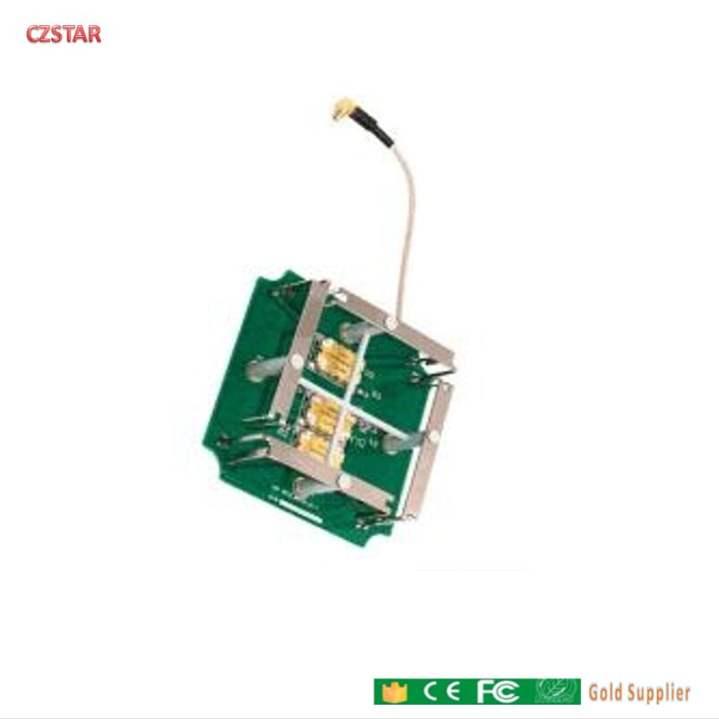 UHF PCB Antenna Right-Handed Circular With IPEX SMA MMCX Connector For Asset Management Handheld Reder Integrated Desktop Reader