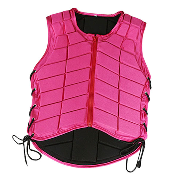 Safety Riding Vest Equestrian Protective Gear Waistcoat for Youth  2