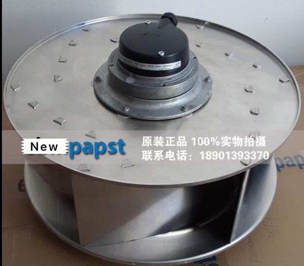 R4D400 AB04 05/R4D400 AL17 05 New Original Germany For ebmpapst centrifugal fan 400mm 1650W High voltage inverter fan|Remote Controls| |  - title=