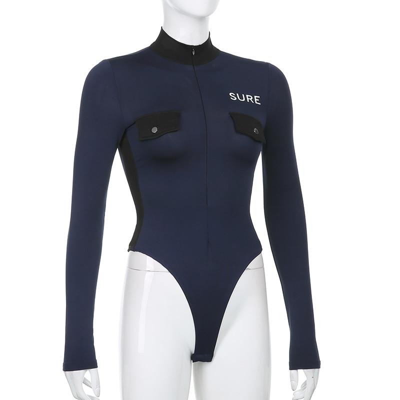 Patchwork Bodysuit (5)