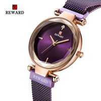 2019 New Luxury Crystal Watch Women Quartz Watches Ladies Top Brand Female Wrist Watch Girl Friend Wife Gift Clock Zegarek
