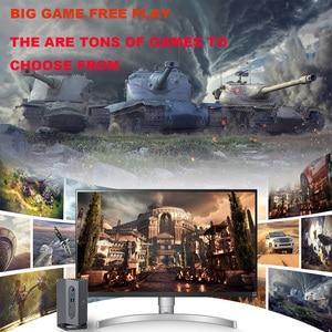 Image 5 - ゲームテレビボックスアンドロイド 9.0 A95X 最大プラス Amlogic S922X USB3.0 1080 1080P H.265 4 18K 75fps Google プレーヤー店 plex メディアサーバートップボックス