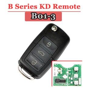 Image 2 - משלוח חינם (5 יח\חבילה) b01 kd900 מרחוק 3 כפתור B סדרת מרחוק מפתח עבור פולקסווגן סגנון עבור KD100(KD200) מכונה