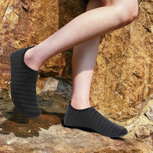 Breathable Mesh Creek Beach Quick Dry Wading Upstream Water Shoe Diving Swimming Socks Male Female Aqua Shoe Outdoor Beach Shoes
