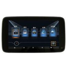 2 шт. 11 дюймов Android 8,1 супер тонкий автомобильный монитор для подголовника MP4 MP5 мультимедийный видео плеер для BMW заднего сиденья развлекательная система