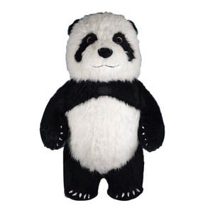 Costume-Suit Panda-Mascot Cosplay Maskot Adult 3M Advertising Tall Customize Inflatable