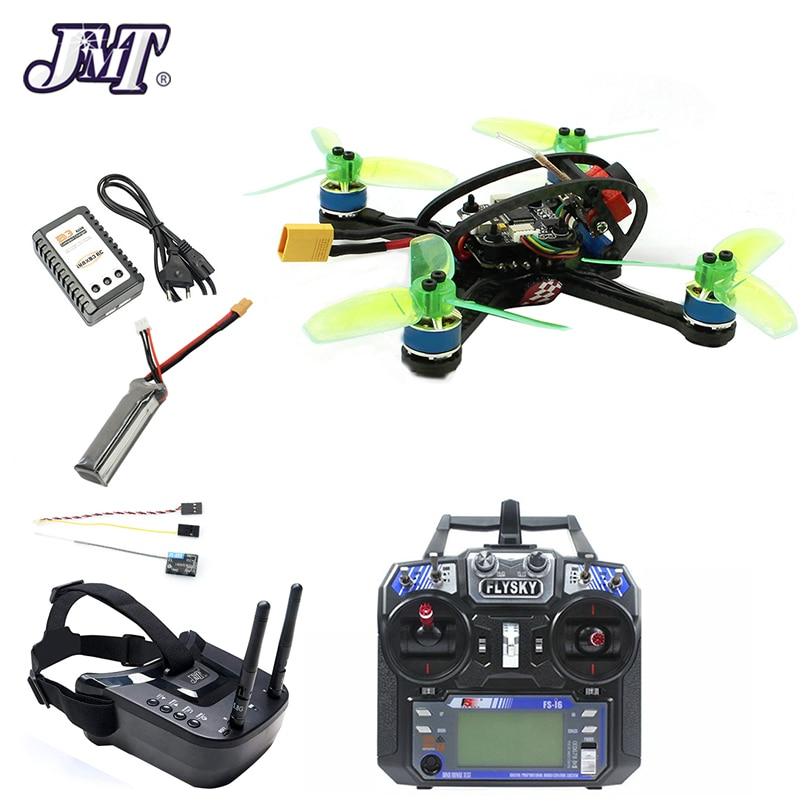 120mm Mini F3 OSD 2S RC FPV Racing Drone Quadcopter 700TVL Kamera VTX Goggle 10A ESC 7800KV Bürstenlosen motor 2,4G 6ch BNF/RTF Kit