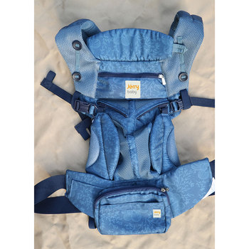 Omni 360 Baby Carrier 0-30 Months Breathable Front Facing Infant Comfortable Sling Backpack Pouch Wrap Baby Kangaroo New carrier 16
