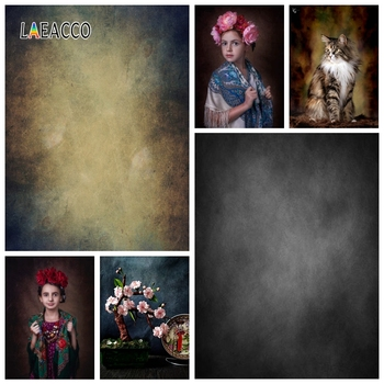 Laeacco Solid Color Backdrops Grunge Vintage Portrait Photography Backgrounds Baby Newborn Photophone Photocall For Photo Studio laeacco baby shower photophone starry sky moon clouds photography backgrounds birthday backdrops newborn photocall photo studio
