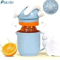 Manual portátil copo espremedor para citrus laranja limão espremedor de frutas suco original criança adulto saudável máquina espremedor