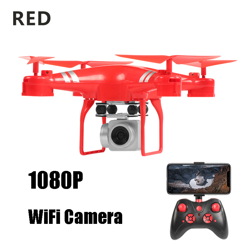 EBOYU KY101D 2.4Ghz RC Drone 20min Flying time w/ 4K Wifi FPV HD Camera Altitude Hold Gesture Mode RC Quadcopter Drone RTF
