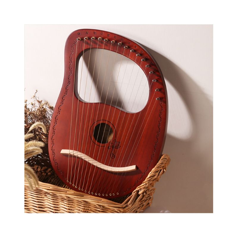 Lyre en bois Portable 16 Notes