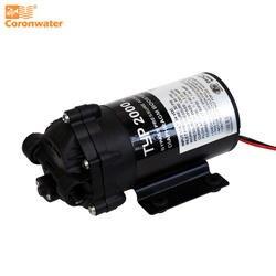 Coronwater 200gpd фильтр для воды RO Booster насос обратного осмоса системы давление увеличение 2000NA