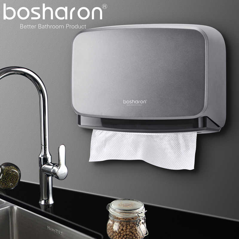 Bosharon Paper Towel Dispenser Wall