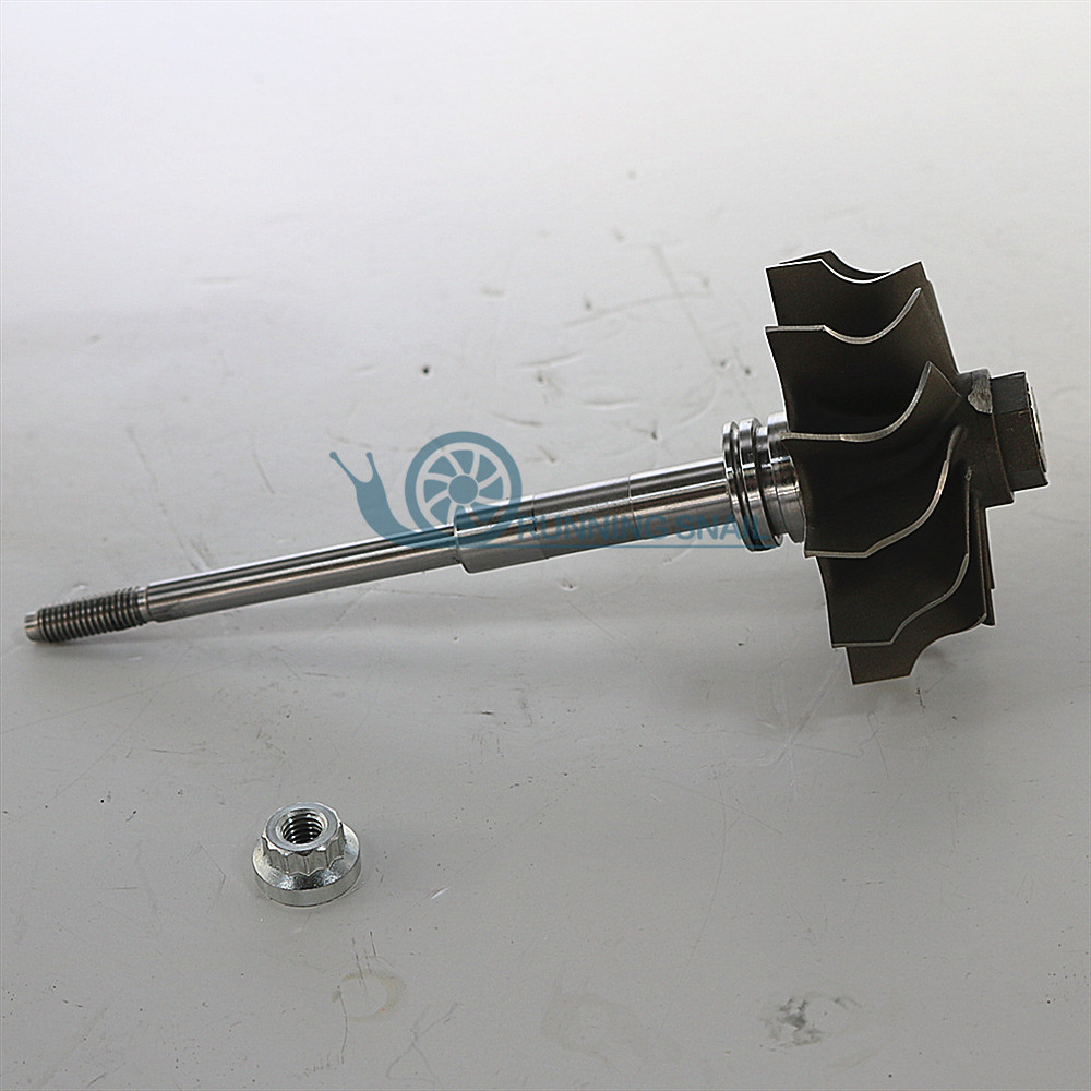 GT20   765326-5002 765326 FOR VW 5140 Delivery MWM 4.08 TCE 3,0L Rotor 50.1*42.5