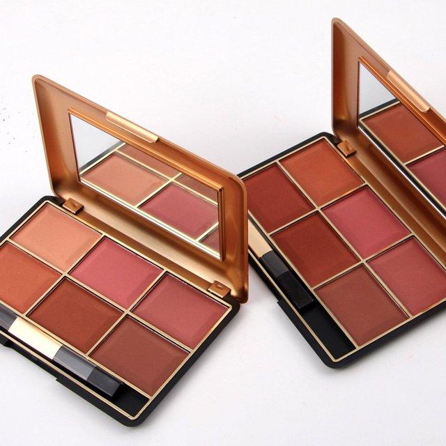 Blush Makeup